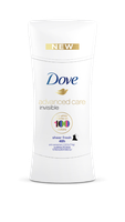 Dove Advanced Care Invisible Antiperspirant Sheer Fresh
