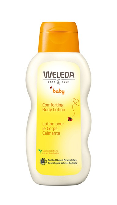 Weleda Comforting Body Lotion - Calendula