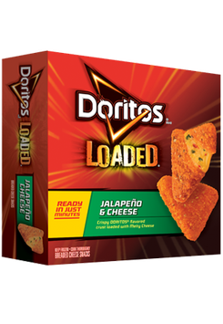 DORITOS® Loaded Jalapeno & Cheese Breaded Cheese Snacks
