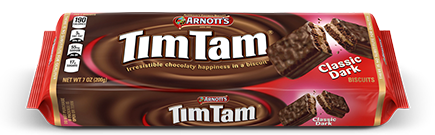 Arnott's Tim Tam® Biscuits Classic Dark
