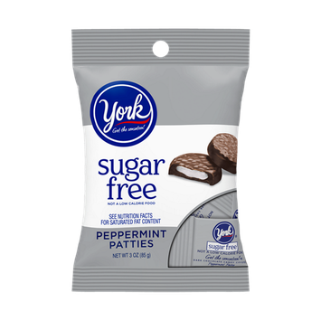 YORK Sugar Free Peppermint Patty
