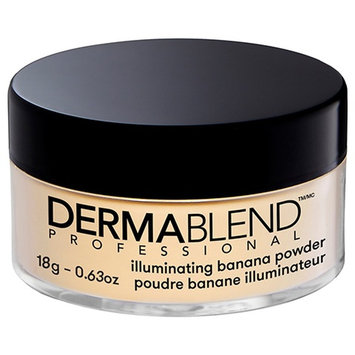 Dermablend Banana Powder Illuminating Loose Setting Powder