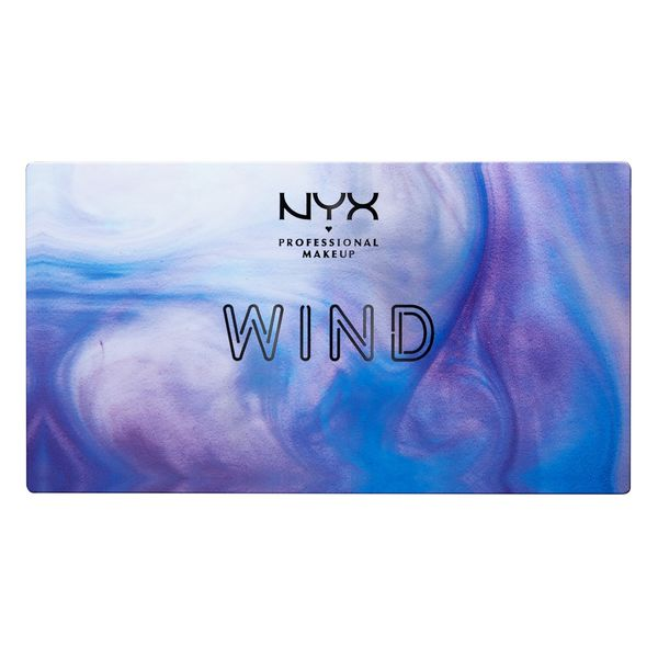 NYX In Your Element Shadow Palette - Wind