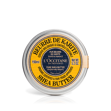 L'Occitane Certified Organic Pure Shea Butter