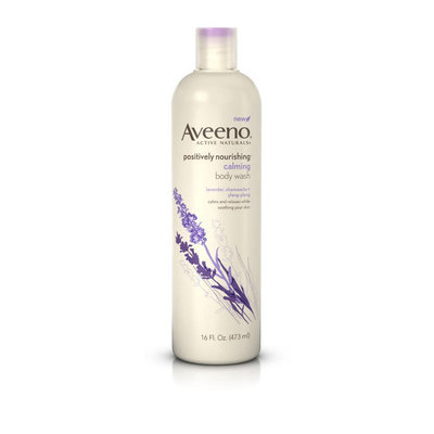 Aveeno® Positively Nourishing® Calming Body Wash