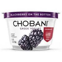Chobani® Fruit On The Bottom Blackberry