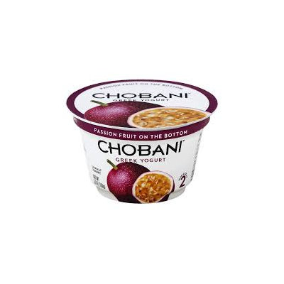 Chobani® Fruit On The Bottom Passion Fruit
