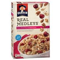 Quaker® Real Medleys Multigrain Cereal
