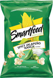 Smartfood® Spicy Jalapeño Ranch