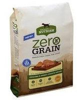 Nutrish Zero Grain Chicken & Sweet Potato Recipe