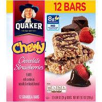 Quaker® Chewy Granola Bars Chocolate Strawberries