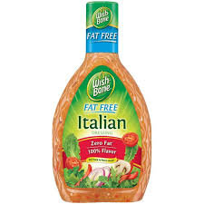 Wish-Bone® Fat Free Italian Salad Dressing