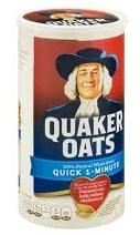 Quaker® Oats Quick 1-minute Oats