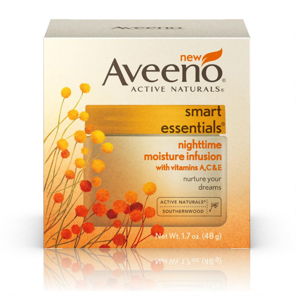 Aveeno® Smart Essentials® Nighttime Moisture Infusion