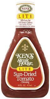Ken's Lite Sun-dried Tomato Vinaigrette