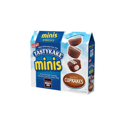 Tastykake® Mini Swirly Cupcakes