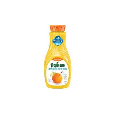 Tropicana® Pure Premium Vitamin C + Zinc (No Pulp)