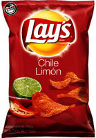 LAY'S® Chile Limon Flavored Potato Chips