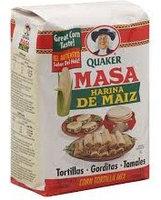 Quaker® Tortilla Mix Masa Harina De Maiz