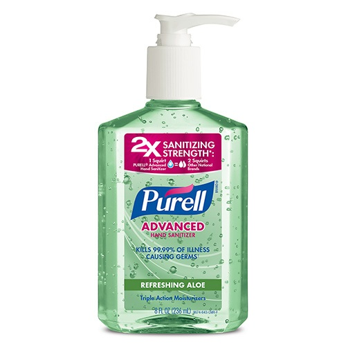 PURELL® Advanced Hand Sanitizer Refreshing Aloe