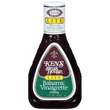 Ken's Balsamic Vinaigrette