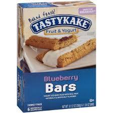 Tastykake® Fruit & Yogurt: Blueberry