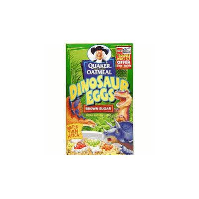 Quaker® Instant Oatmeal Dinosaur Eggs