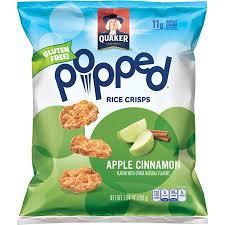 Quaker® Popped Apple Cinnamon