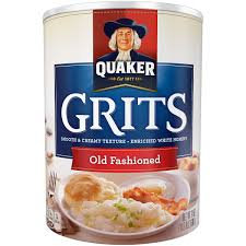 Quaker® Old Fashioned Grits Regular White