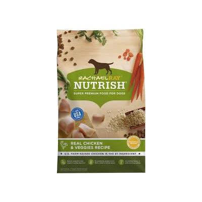 Nutrish Real Chicken & Veggies Recipe