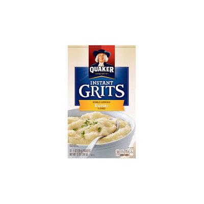 Quaker® Instant Grits Butter Flavor