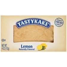 Tastykake® Baked Pies Lemon Pie