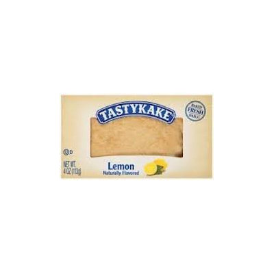 Tastykake® Baked Pies Lemon Pie