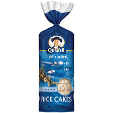 Quaker® Rice Cakes Lightly Salted