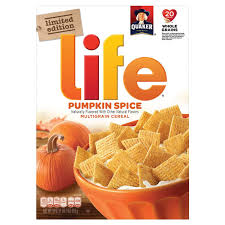 Quaker® Cereal Pumpkin Spice
