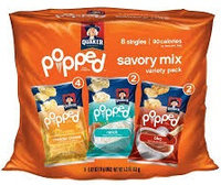 Quaker® Popped Savory Mix