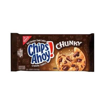 Nabisco Chips Ahoy! Chunky Chocolate Chunk Cookies