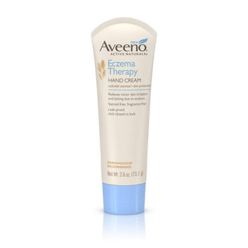 Aveeno® Eczema Therapy Hand Cream
