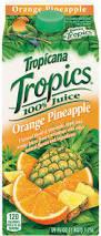 Tropicana® Tropics Orange Pineapple