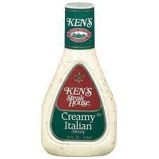 Ken's Creamy Italian