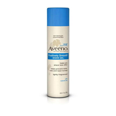 Aveeno® Positively Smooth® Shave Gel