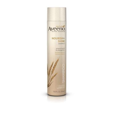 Aveeno® Nourish + Shine Shampoo