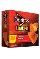 DORITOS® LOADED® Nacho Cheese Breaded Cheese Snacks
