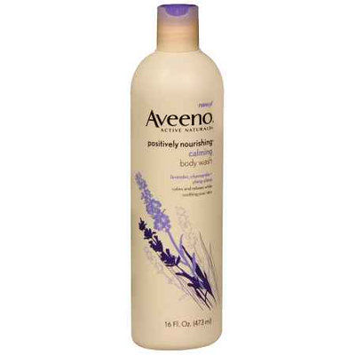 Aveeno® Active Naturals Calming Body Wash