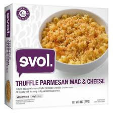Evol Truffle Parmesan Macaroni and Cheese Bowl