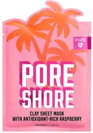 Victoria's Secret Pink Pore Shore Clay Sheet Mask