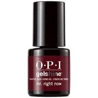 OPI GelShine Gel Color Mr Right Now