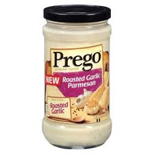 Prego® Roasted Garlic Parmesan Pasta Sauce