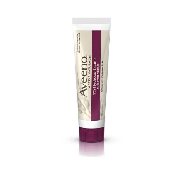 Aveeno® 1% Hydrocortisone Anti-itch Cream
