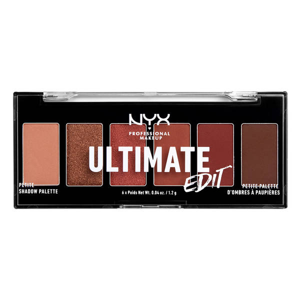 NYX Ultimate Edit Petite Shadow Palette